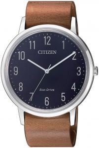 Citizen Eco-Drive Elegant Leather Watch