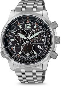 Citizen Eco-Drive Promaster Radio Controlled Sapphire Chronograph Titanium Watch