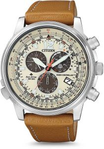 Citizen Eco-Drive Promaster Sky Radio Controlled Sapphire Chronograph Perpetual Watch