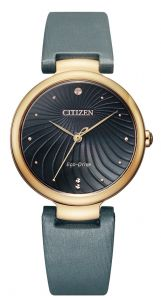 Citizen Eco Drive L Sapphire 50m Elegant Ladies Watch