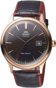 Orient Bambino Version 4 Automatic Gent's Leather Elegant Watch