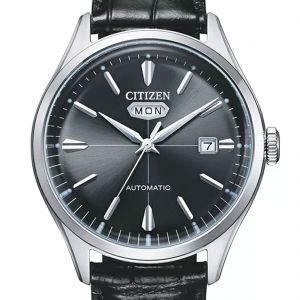 Citizen NH8390-20H C7 Series Mechanical Automatic Calendar Gents Watch