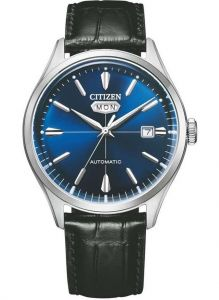 Citizen NH8390-20L C7 Series Mechanical Automatic Calendar Gents Watch