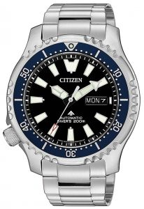 Citizen Promaster 2019 Asia Limited Edition Mechanical Automatic 200m Divers Watch