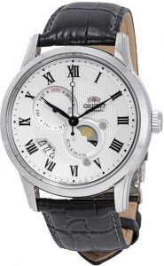 Orient Automatic Sun And Moon Version 3 Sapphire Mens Watch