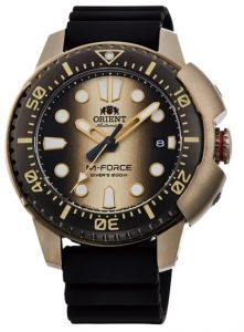 Orient RA-AC0L05G00B RA-AC0L05G M-Force AC0L Limited Edition Automatic Sapphire 200m Diver's Watch